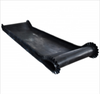 ENDLESS RUBBER CONVEYOR BELT OF WEIGH FEEDER EP500/3-1 200mmW x 3P x 6 x 2 x 6200mmL with Slide Wall