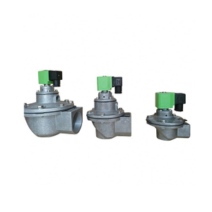 Jet Bag Filter Cleaning System of Pulse Solenoid Valve