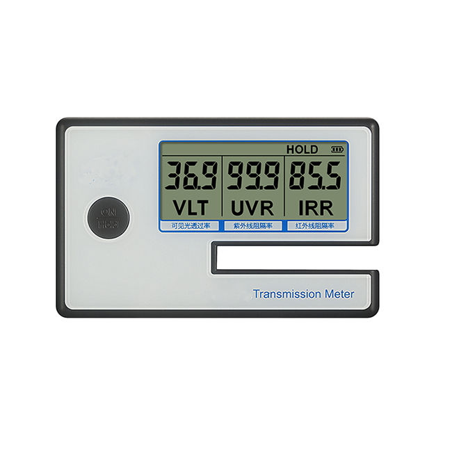 Transmission Meter Solar Film Insulation Tester Portable Test