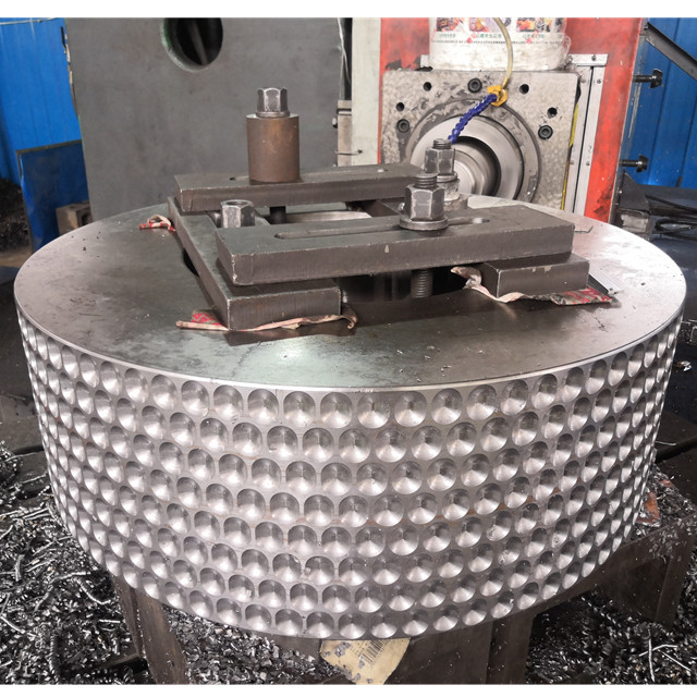 Roller Shell for Biquette Machine