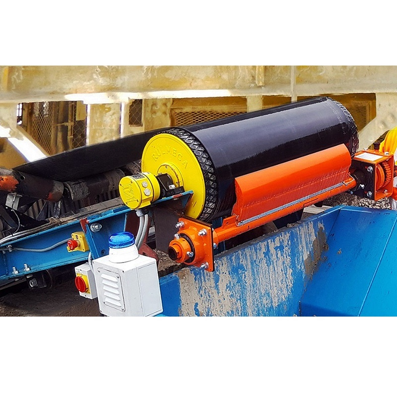 Polyurethane Light Weight Belt Cleaner Belt Sweeper