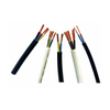 PVC Wire Cable Flexible RVV Cable Electric 2 3 4 5 6 Core Cable