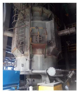 Vertical Mill Separator