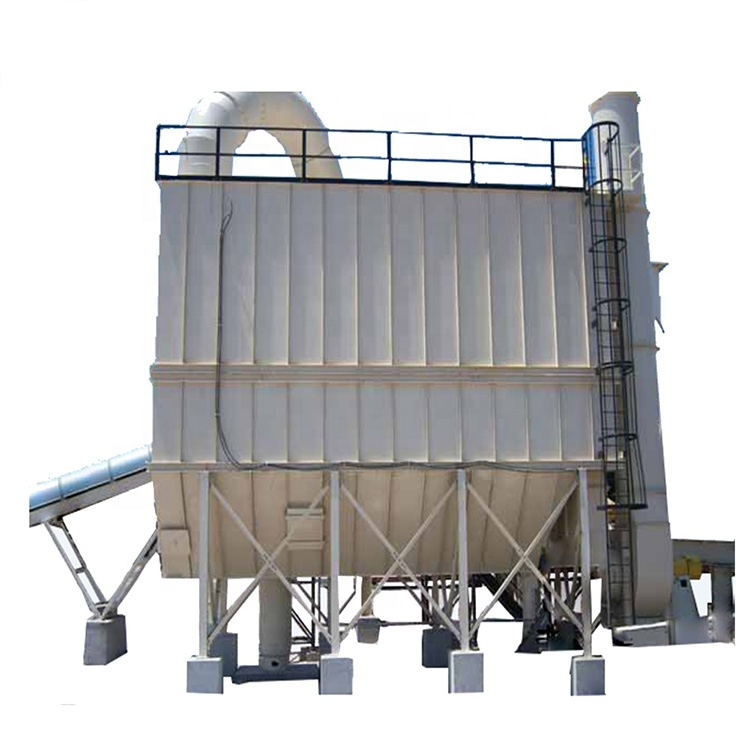 Pulse Bag Type Dust Collector for Cement Factory
