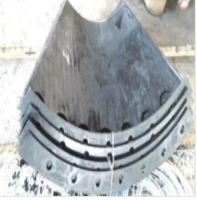 Roller Sheath for Vertical Mill