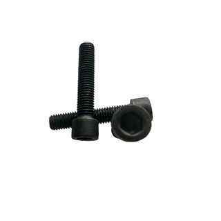 Hexagon Socket Thin Head Bolt DIN M10X50