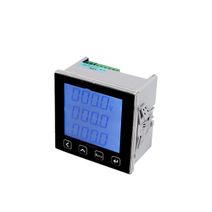 Intelligent Digital Meter With LED Screen