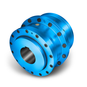 The Double-jointed Gear Couplings