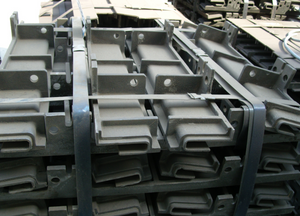 Concave-convex Sealing Device of Clinker Grate Cooler in Cement Plant