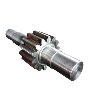 Machining Precision Cast Or Forged Steel Gear Shaft