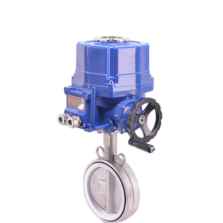 Electrical Actuator Butterfly Valve Exhaust Water Actuators